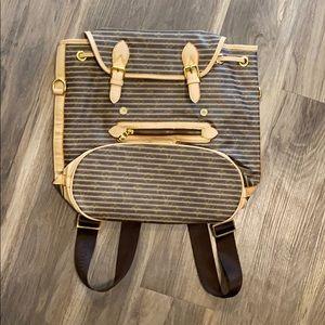 Louis Vuitton Book Bag / Back Pack